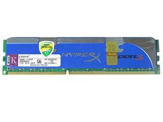 金士顿骇客神条HyperX 2GB DDR3 1600(KHX1600C9AD3/2G)