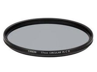 佳能82mm圆形偏光滤镜 PL-C B