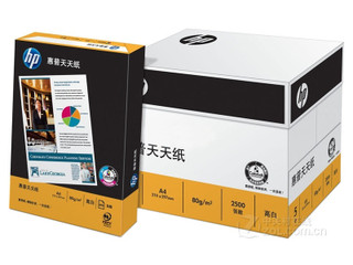 HP 天天纸 CHA210C A4幅面 复印纸