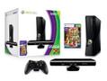 微软Xbox360 slim Kinect套装(250GB)