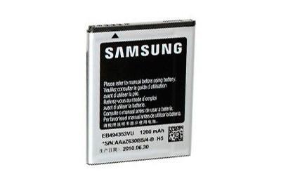 三星 S5570 Galaxy Mini原电(EB494353VU)