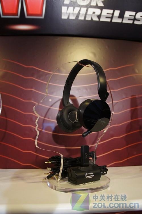 PC401新品领衔! 魅格无线耳机亮相展会