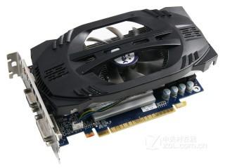盈通GTX550Ti-1024GD5极速版 T1