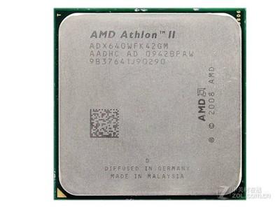 AMD Athlon(速龙) II X4 640 四核性能好不好? 我的机器能玩游戏吗?