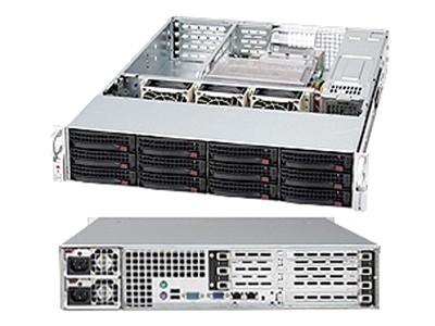 超微 SC826A-R1200UB