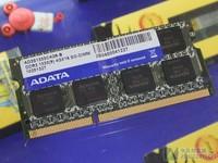 兼容性强 威刚4GB/1333笔记本条简测