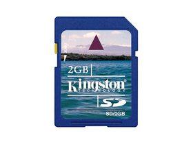金士顿SD卡(2GB)
