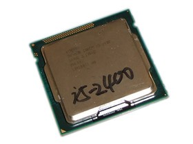 Intel 酷睿i5 2400(散)