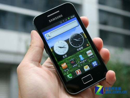 系统升级Android2.3.4 行货三星S5838评测