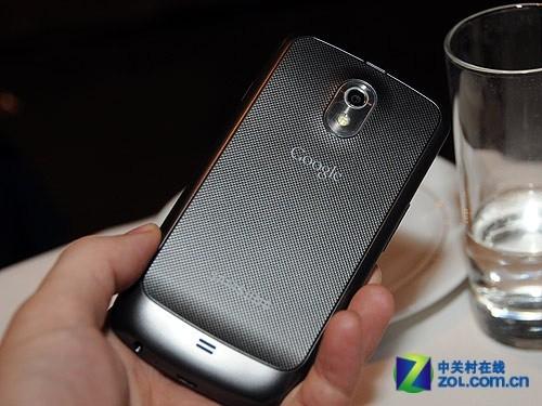 Android4.0双核 三星GALAXY Nexus真机图赏