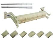 清华同方 50对有腿110配线架组件(CP110H-50)