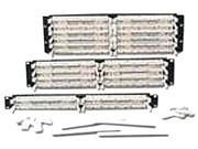 西蒙 100对19英寸机架式配线架(S110DB2-100RWM)