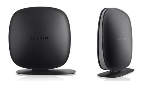 """Belkin疾速2.0N300无线路由器获得美国""""BestBuy""""产品称号"""