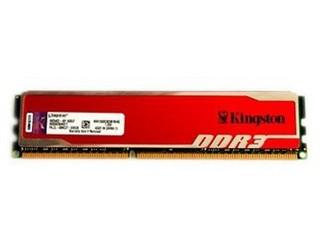 金士顿龙年限量版 4GB DDR3 1600(KHX1600C9D3B1R/4G)