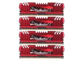 芝奇RipjawsZ 16GB DDR3 2133(F3-17000CL11Q-16GBZL)