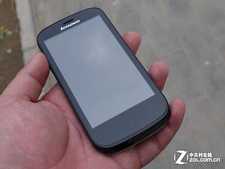 W+G双卡1GHz处理器 纤薄设计联想A780评测