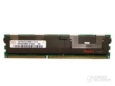 现代 16GB DDR3 1066 REG ECC