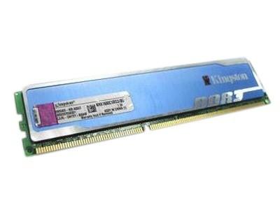 金士顿 HyperX 8GB DDR3 1600(KHX1600C10D3B1/8G)