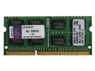 金士顿宏碁笔记本系统指定内存 4GB DDR3 1333(KAC-MEMJ/4G)
