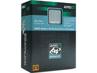 AMD 速龙64 X2 4000+(盒)