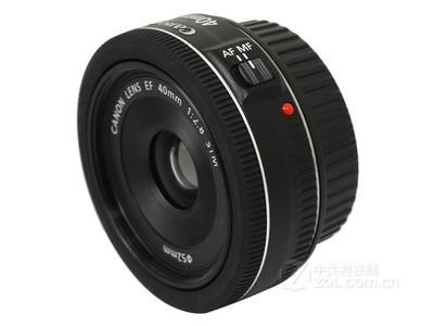 【返点促销,顺丰包邮】佳能 EF 40mm f/2.8 STM,送肯高UV镜,专业清洁套装,联保零利促销中。