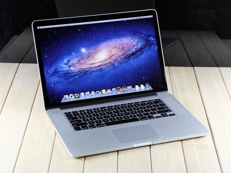 苹果MacBook Pro(MJLQ2CH/A)原创图赏