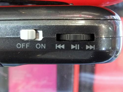 可连接多种音源 奥尼便携散步机158元