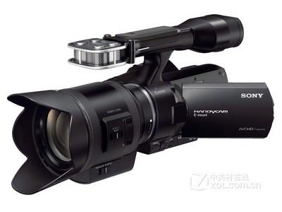 索尼 NEX-VG30EH可更换镜头(E卡口),约1610万像素静态图像拍摄,四胶囊空间阵列立体声麦克风,专业手动