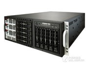 浪潮 英信NF8560M2(Xeon E7-4807/8GB/3*300GB/8*HSB)