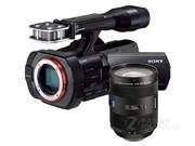 索尼 NEX-VG900E套机(24-70mm) 高清可换镜头数码摄像机机身(全画幅CMOS 立体声麦克风 多接口热靴)