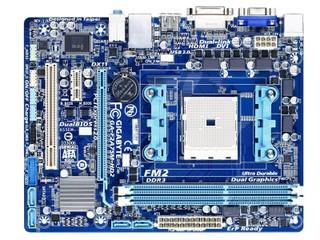技嘉GA-F2A75M-HD2