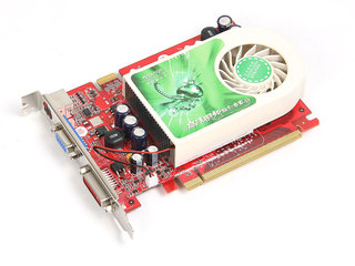 铭瑄 7300GT智能增强版128M