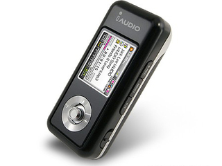 iAUDIO U3(4GB)