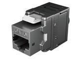 一舟六类屏蔽信息插座模块M257