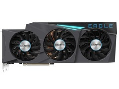 技嘉GeForce RTX 3080 EAGLE OC 10G